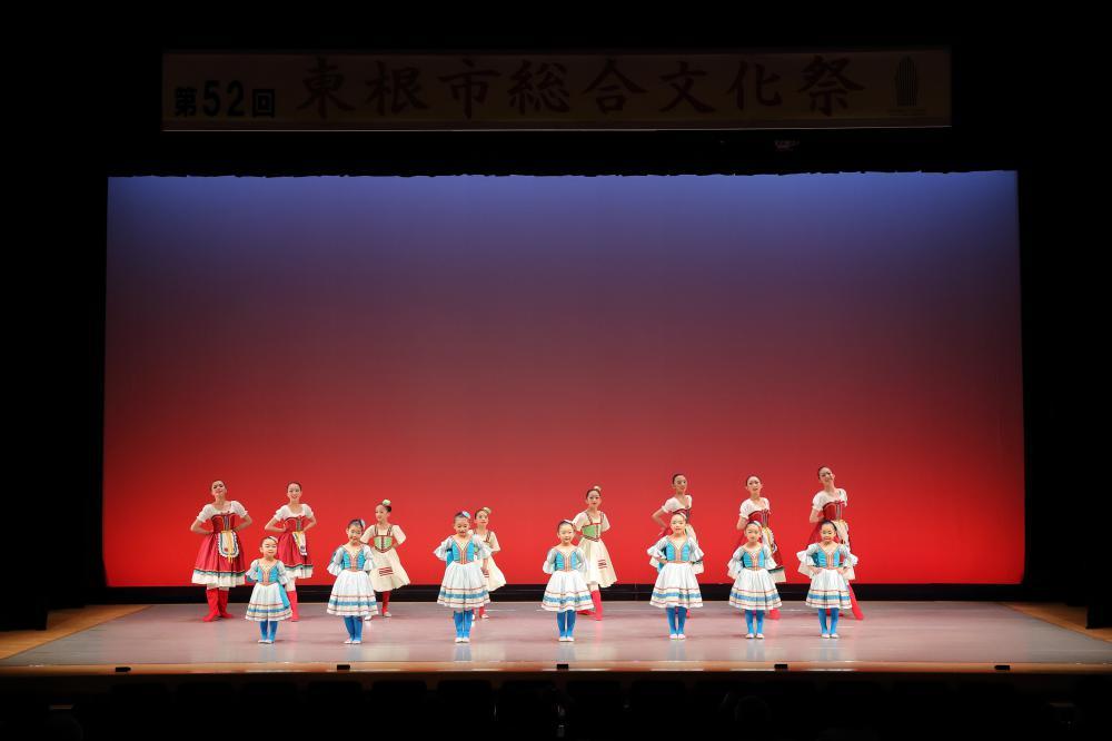 2016/11/3 東根文化祭 【モルダヴィア】