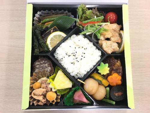 "Under UNESCO registration memory ""Shinjyo Festival lunch"" reservation acceptance! : Image"