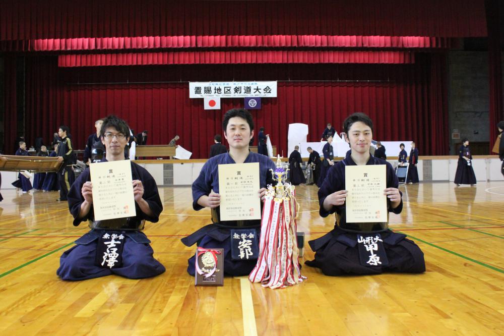 上杉神社奉納剣道大会