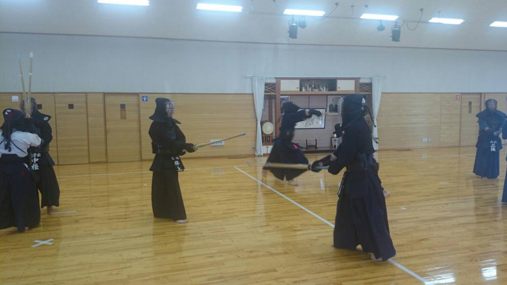 置賜地区総合剣道大会