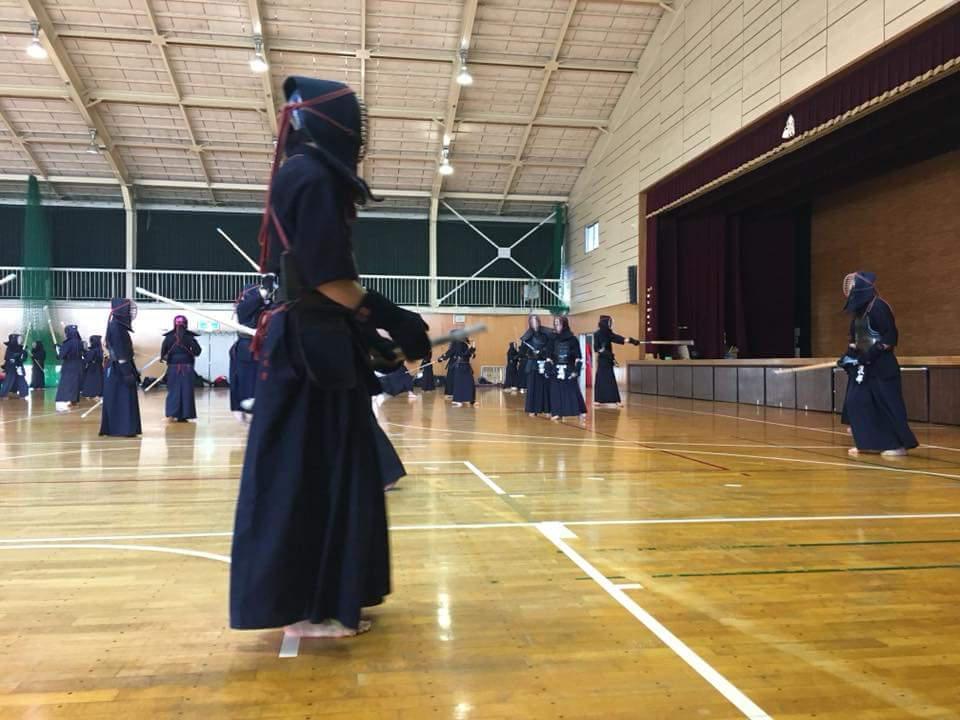剣道部近況報告