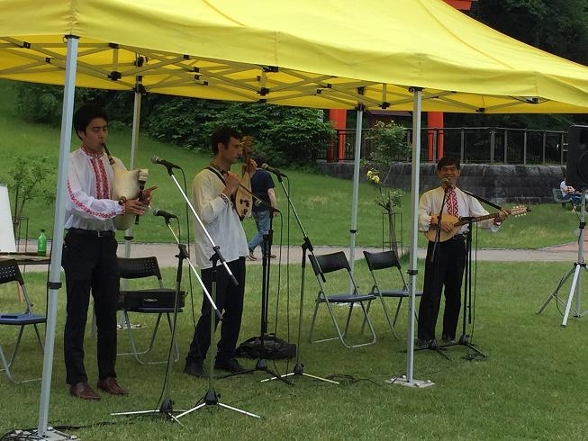 6月26日 東沢バラ公園開花状況