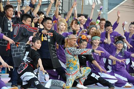 Murayama Tokunai Festival eve is held: Image