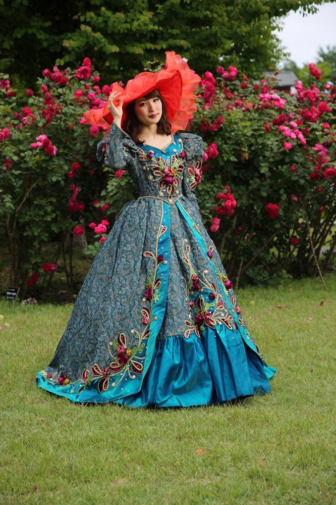 中世時代の貴婦人に大変身!参加者募集します。
