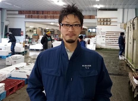 日本海水産株式会社|大川賢一:画像
