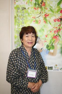 vol.6 長井小町の会 会長 太田慶子さん:画像