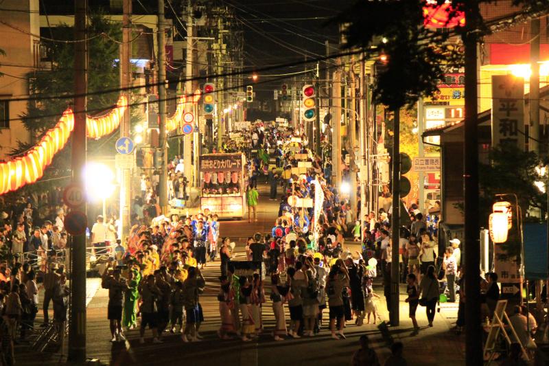 平成26年度「長井おどり大パレード」が開催されました!:画像