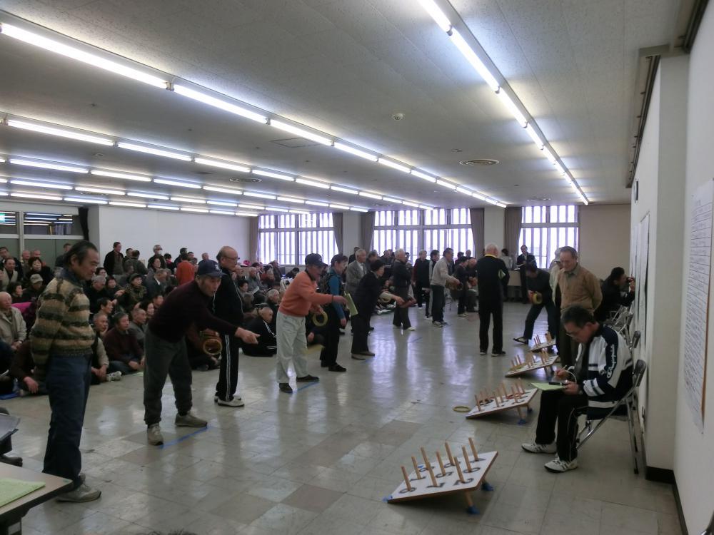 熱気あふれたワナゲ大会の結果!西根地区の半端ない強さ! 参った!:画像