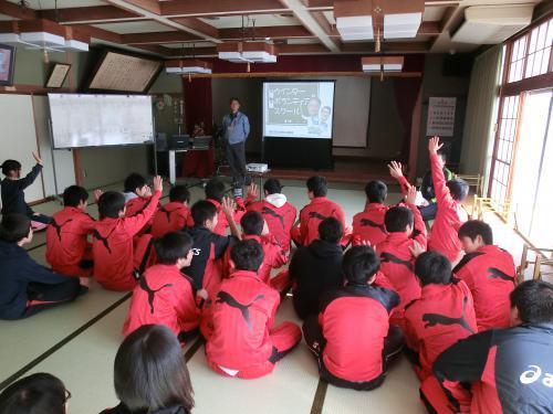 ウインターボランティアスクール2016が開催されました