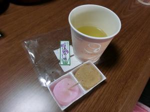 お茶のみ訪問活動にご一緒させていただきました!:画像