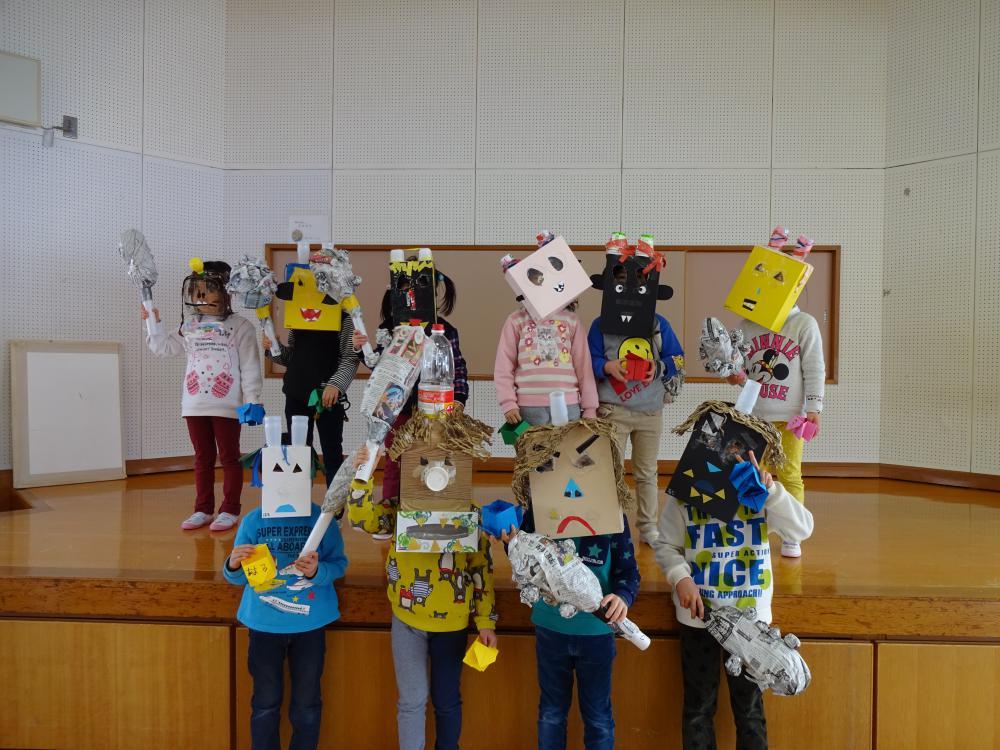 僕たち私たちがオニから児童センターを守る!(伊佐沢児童センターの日記)