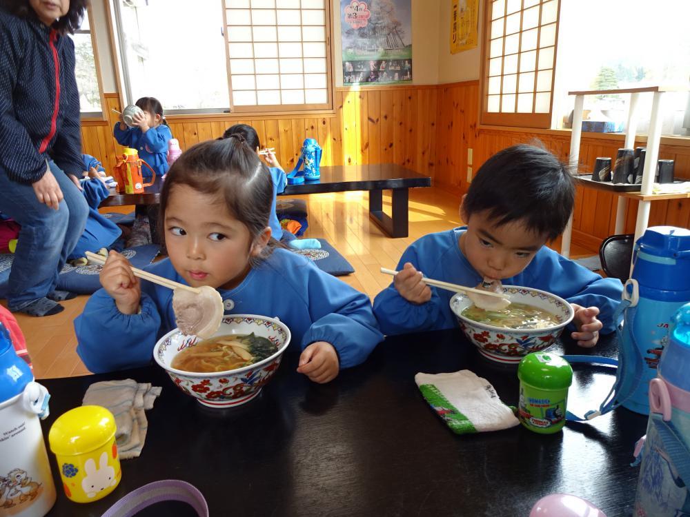 「伊佐沢児童センター」ラーメンツアーへGO!:画像