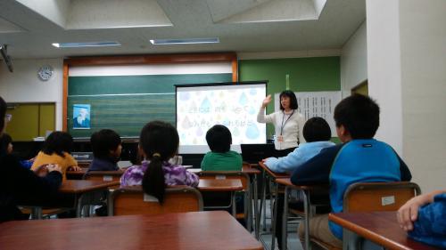 福祉教室を開催!〜放課後子ども西根教室〜:画像