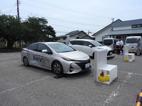 長井市老人クラブ連合会「サポカー体験」!:画像