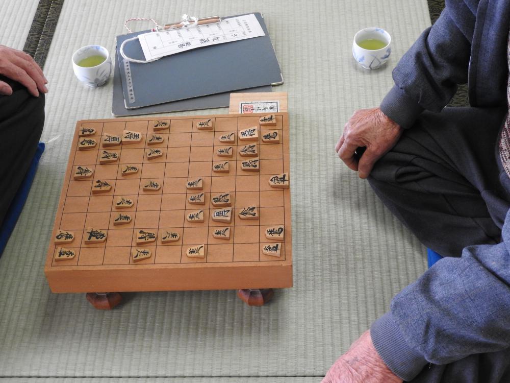 長井市老人クラブ連合会「第33回囲碁将棋大会」開催!:画像