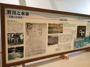 野川と水害:画像