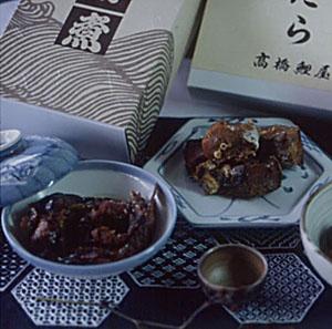 【高橋鯉屋~鯉の甘煮&棒たら煮】