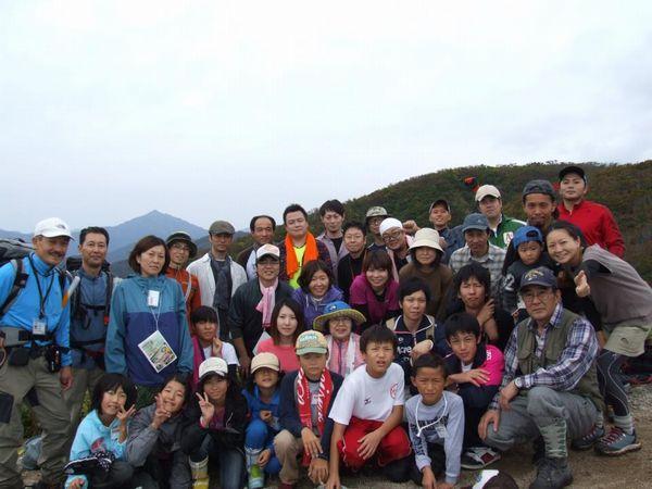 葉山探検隊、無事に下山しました!:画像