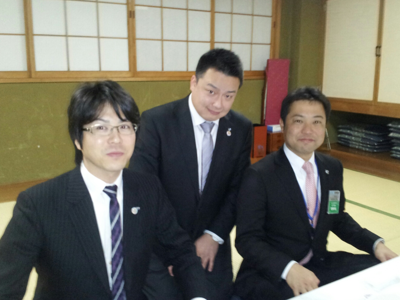 置賜4JC理事長専務会開催:画像