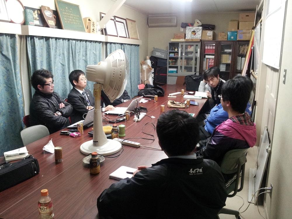 ひとづくり委員会開催:画像