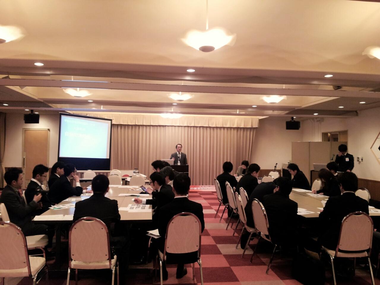 4/18(木)  長井JC 4月例会 教育座談会 開催:画像