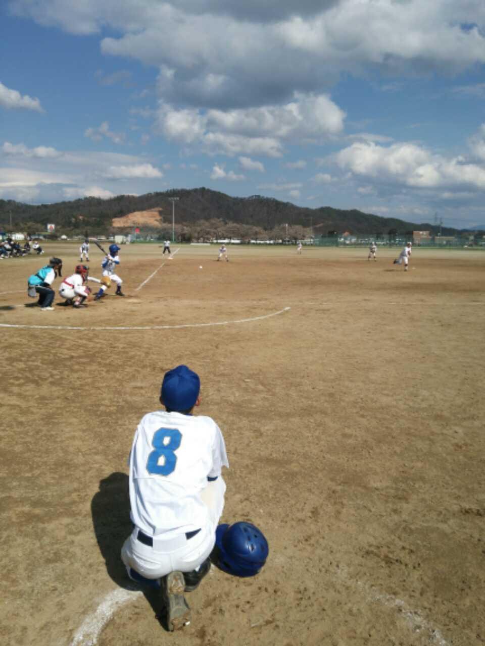 5/4(土) JC杯中学生野球大会:画像