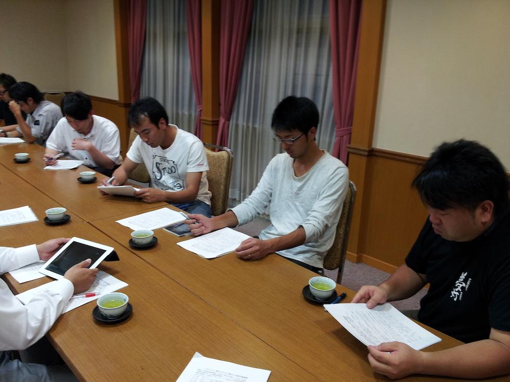 6/28(金) 夢灯 事業説明会:画像