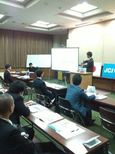 2月例会 地域防災セミナー:画像