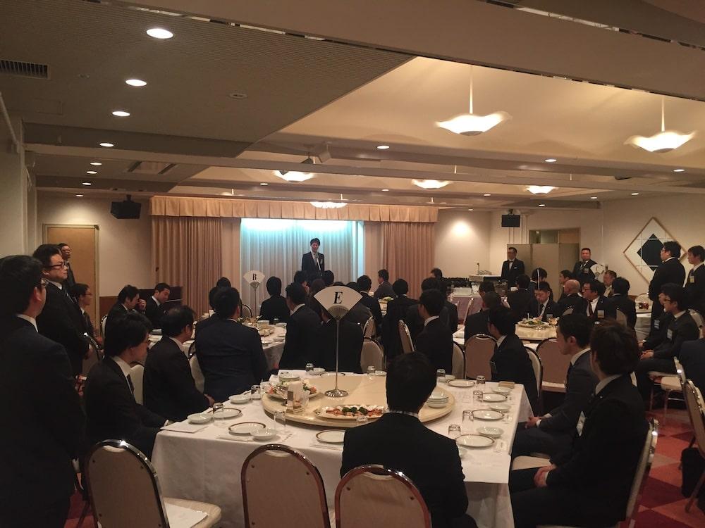 2/18 2月例会山形ブロック協議会ブロック会長公式訪問