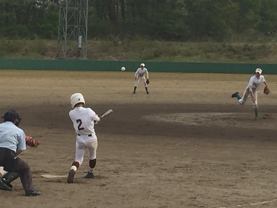 5/3、4 第25回長井JC杯中学生野球大会:画像