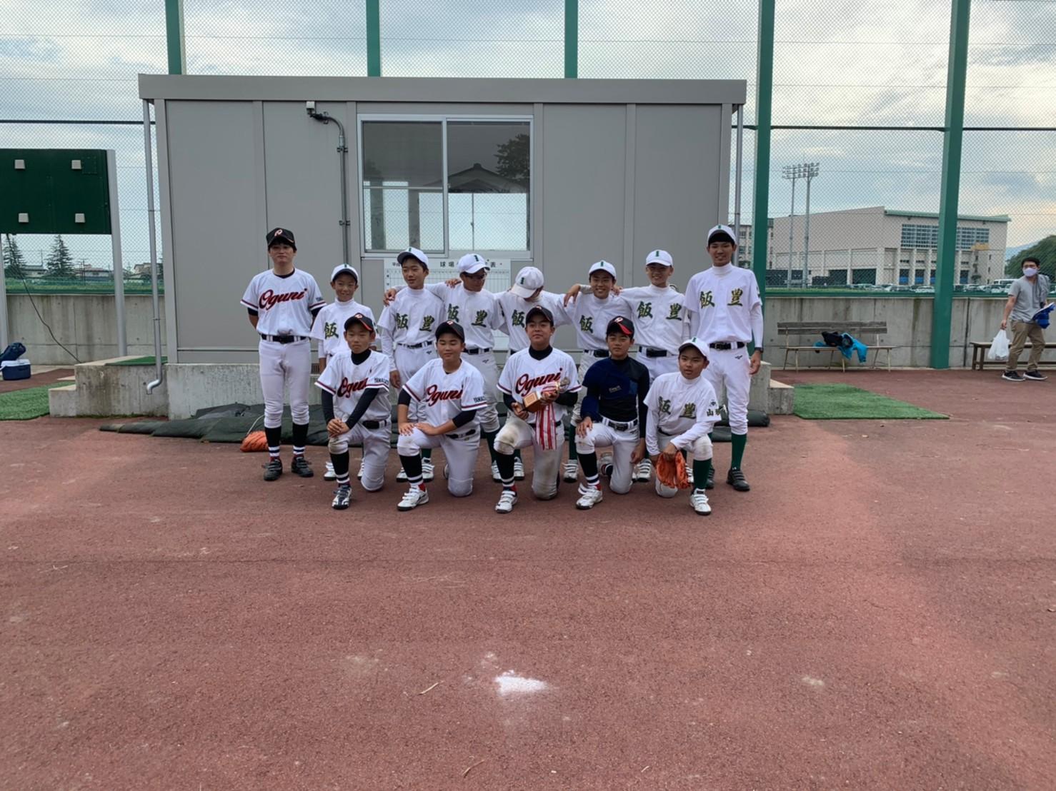 第29回JC杯中学野球大会 報告:画像
