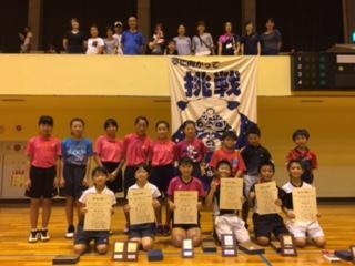 第22回山形県小学生学年別選手権大会/