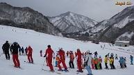 長井市民スキー講習会(H28.1.24)