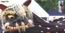 長井の黒獅子〜受け継がれる伝承の舞〜(第27回ながい黒獅子まつり) :画像