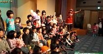 長井のちびっこ まざってまざってクリスマス会(H28.12.18) :画像