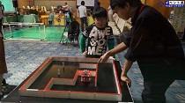 ー集まれ!ロボットの仲間たちin長井ーマイクロマウス東北地区大会第30回記念事業(H29.10.7):画像
