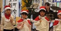 かわべリングクリスマス(H29.12.2):画像