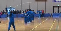 第37回長井市少年少女なわとび大会(H30.1.21):画像