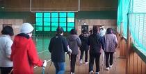 冬のノルディックウォーキング教室(H30.1.23) :画像
