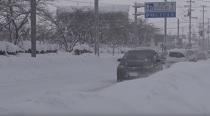 長井市豪雪対策連絡会議→対策本部へ(H30.1.25→1.27):画像