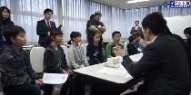 会社を作ってみよう!長井市起業体験ワークショップ�(H30.3.21):画像