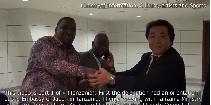 Tanzania-Germany Visit (Part1-Tanzania) (Oct.1-11, 2017) :画像