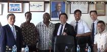 Tanzania-Germany Visit (Part2-Tanzania) (Oct.1-11, 2017) :画像
