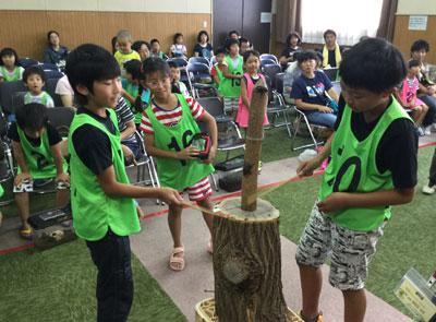 ☆カブトムシを育てる教室&カブトムシちからくらべ大会を行いました:画像