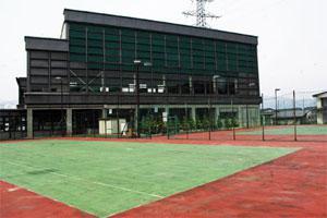 ☆長井市テニスコート/