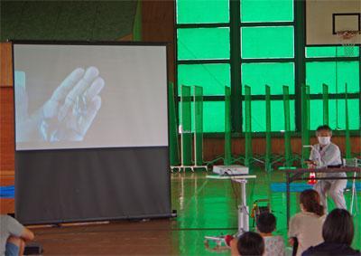 ☆親子で体験!「カブトムシを育てる教室」を開催しました/