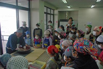 「☆親子チャレンジ教室 そば打ち体験教室 2017」の画像