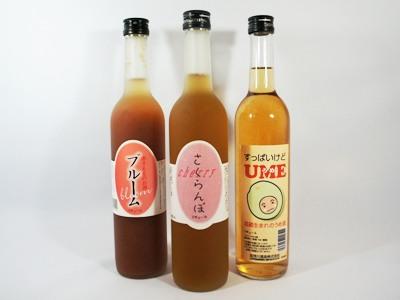 【さくらんぼのお酒 新登場!】