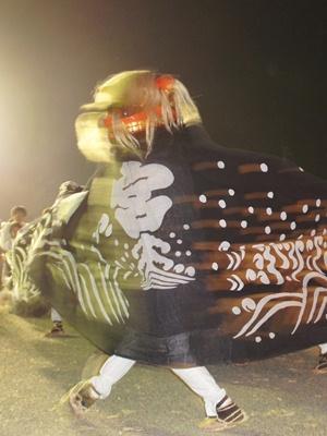 【第24回ながい黒獅子まつり~宮 總宮神社】