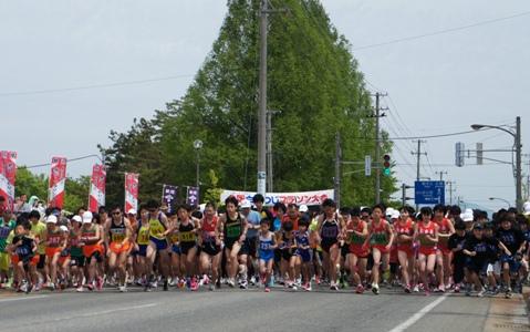 【第35回全国白つつじマラソン!】